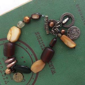 Charm Bracelet - LILY-KAT by VIDA VIDA s014aThGsl
